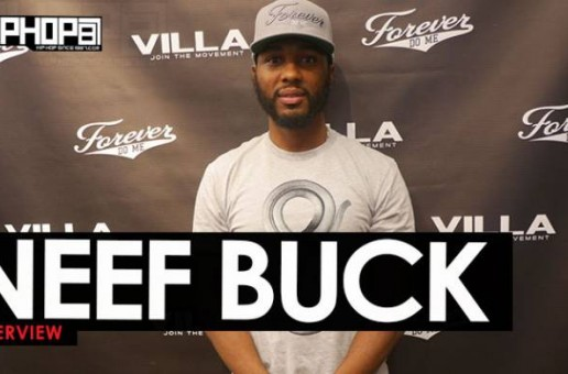 "Neef Buck ""Forever Do Me 8"" Interview (HHS1987 Exclusive)"