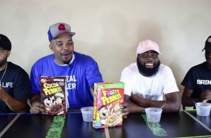 I Got Big Bowls……Pause! (Cereal Review Series) (Episodes 20-23) (Video)