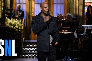 Dave Chappelle's Opening Monologue on 'SNL' Was Both Funny & Powerful (Video)