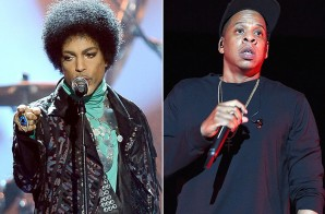 Prince's Label Sues Jay Z's Roc Nation!
