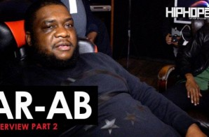 AR-AB Interview Part 2 (HipHopSince1987 Exclusive)