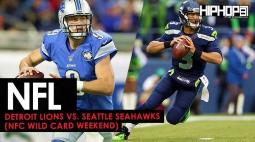 NFC-500x279 Detroit Lions vs. Seattle Seahawks (NFC Wild Card Weekend) (Predictions)