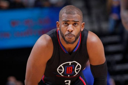 chris-paul-500x334 Tough Break: Los Angeles Clippers Star Chris Paul OUT 6-8 Weeks With a Thumb Injury