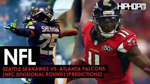 falcons-500x279 NFL Playoffs: Seattle Seahawks vs. Atlanta Falcons (NFC Divisional Round) (Predictions)