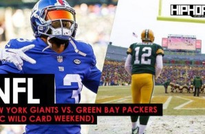New York Giants vs. Green Bay Packers (NFC Wild Card Weekend) (Predictions)