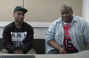 Charlamagne Tha God Talks New Book, Fatherhood & More W/ Hovain For New 'Best Seat In The House' Series  (Video)