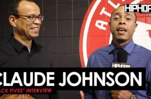 Claude Johnson Talks 'Black Fives', Pioneers Of Early 20th Century African-American Basketball & More with Terrell Thomas (Video)