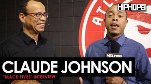 Black-Fives-500x279 Claude Johnson Talks 'Black Fives', Pioneers Of Early 20th Century African-American Basketball & More with Terrell Thomas (Video)