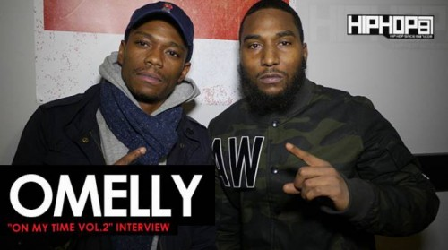 "Omelly-on-my-time-vol2-interview-500x279 Omelly ""On My Time Vol.2"" Interview (HipHopSince1987 Exclusive)"