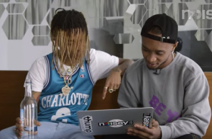"Watch Rae Sremmurd React to ""Black Beatles"" YouTube Comments!"