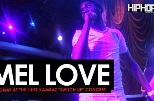 "Mel Love Performs at Lihtz Kamraz ""The Switch Up"" Concert"