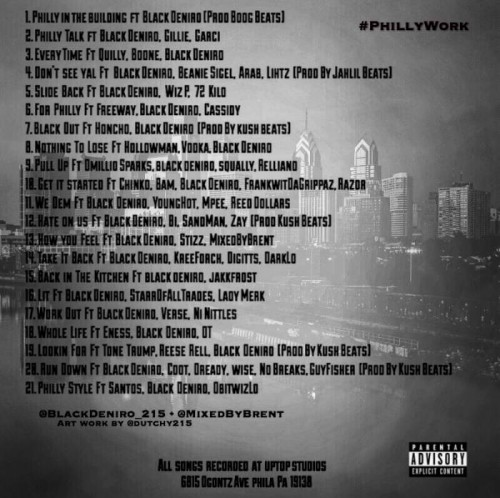 philly-work-back-cover-500x498 Black Deniro - Philly Work (Mixtape)