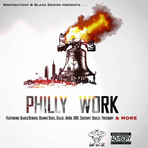 philly-work-cover-front-500x500 Black Deniro - Philly Work (Mixtape)