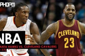 Down 26 Points in the 4th, The Atlanta Hawks Defeat The Cavs in OT; Cleveland Cavaliers vs. Atlanta Hawks (4-9-17) (Recap)