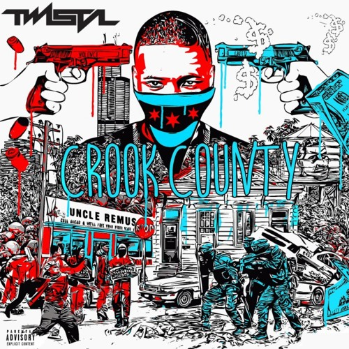 crook-county Twista – Baddest Ft. Cap 1