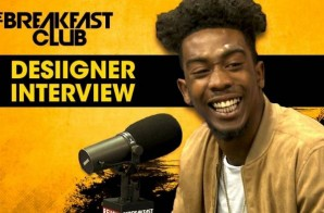 Desiigner Interviews With The Breakfast Club (Video)