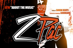 "HHS1987 Premiere: A.T.M. ""About The Music"" – 2PAC (Prod. By Shook Beats)"