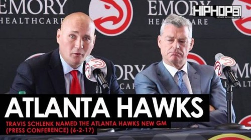 ATL-Hawks-500x279 Travis Schlenk Named The Atlanta Hawks New GM (Press Conference) (6-2-17) (Video)