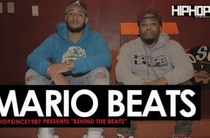 "HipHopSince1987 Presents ""Behind The Beats"" with Mario Beats"