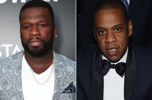 "50 Cent Disses Jay Z's ""4:44"""