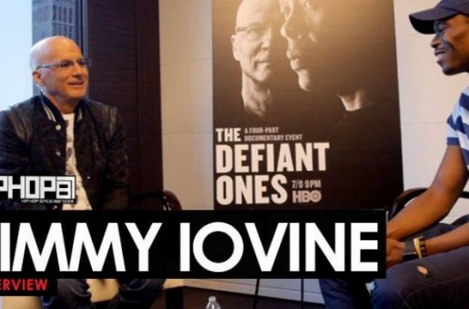 "Jimmy Iovine ""The Defiant Ones"" Interview with HipHopSince1987"