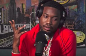 Meek Mill Addresses Shether, Drake, Safaree, Nicki Minaj & More on Ebro in the Morning!