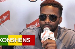 Konshens Talks Explosion of Dance Hall Music in US at Hot 97's ODRST! (Video)
