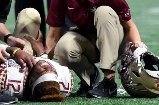 Done For The Year: Florida State QB Deondre Francois Out For The Season With a Knee Injury