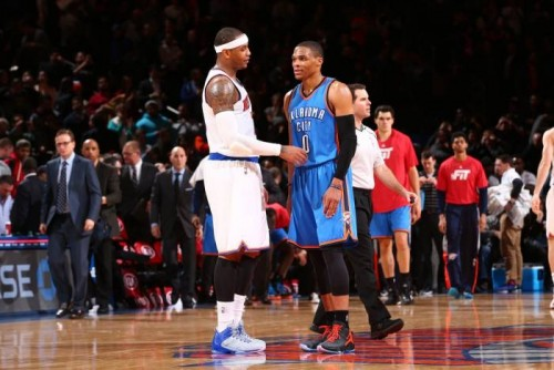 DKbI3gnWsAEuY9b-500x334 O.K. See Ya Later: The N.Y. Knicks Have Traded Carmelo Anthony To The Oklahoma City Thunder
