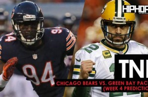 TNF: Chicago Bears vs. Green Bay Packers (Week 4 Predictions)
