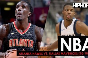Texas Hold Em: Atlanta Hawks vs. Dallas Mavericks (10-18-17) (Recap); Hawks Win (117-111)