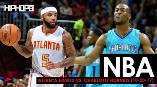 HawksHornets-500x279 Tale Of Two Halves: Atlanta Hawks vs. Charlotte Hornets (10-20-17) (Recap)