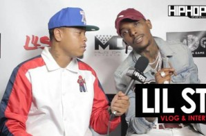 "Lil STL Talks His New Record ""Came Up"" & ""Switch"", His Upcoming Project & More with HHS1987 (Vlog)"