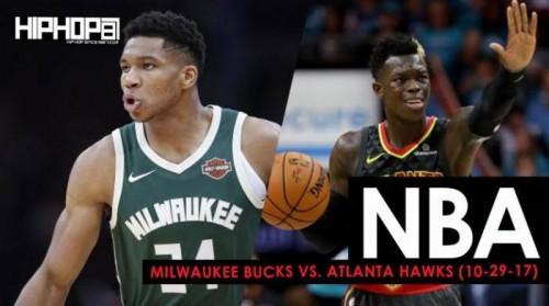 unnamed-1-5-500x279 Young Bucks On The Rise: Giannis & the Bucks Pick Up a (117-106) Victory Over the Hawks (Milwaukee Bucks vs. Atlanta Hawks (10-29-17) (Recap)