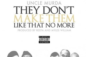 Uncle Murda x Jadakiss – No More