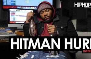 Hitman Hurk Talks Upcoming Battle Vs. NoBrakes Bras & Much More with HHS1987