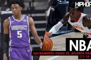 Birds Flyin High: Sacramento Kings vs. Atlanta Hawks (11-15-17) (Recap)