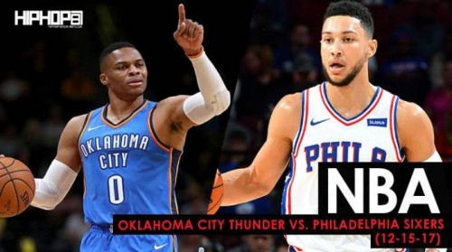 OKC-Sixers-500x279 Triple Threat, Triple OT: Oklahoma City Thunder vs. Philadelphia Sixers (12-15-17) (Recap)