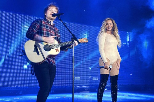 ed-sheeran-beyonce-gc-500x333 Ed Sheehan & Beyonce - Perfect Duet