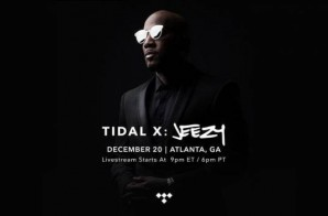 STREAM: TIDAL X: JEEZY (Exclusive Atlanta Pop-Up Show)