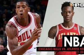 No Chi-Town Bull: Chicago Bulls vs. Atlanta Hawks (1-20-18)  (Recap)