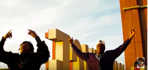 Harlem Nesh – Way Up Ft. NEPH3W