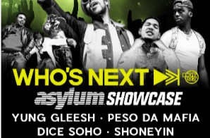 Hot 97's Who's Next Stage To Feature Newly Launched Asylum Records Today 1/23!