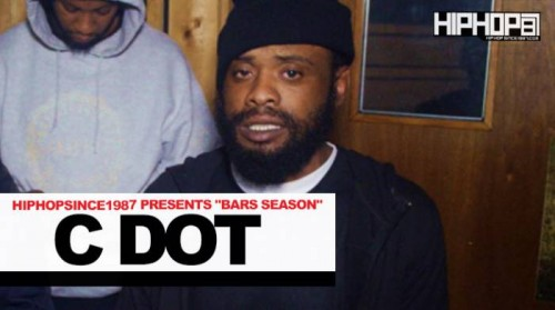 "HipHopSince1987 Presents ""Bars Season"" with C-Dot (OBH)"