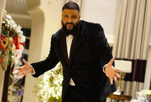 DJ Khaled Named Weight Watchers Ambassador!