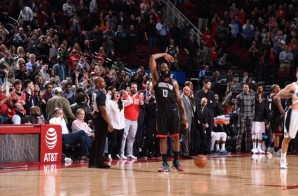 Rocket Man: Rockets Star James Harden Makes NBA History with a 60 Point Triple-Double (Video)