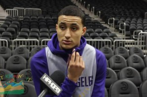 Just Kickin' It: Kyle Kuzma Talks His Rookie Campaign, His Top Nike's Of All-Time, What It Means To Be a Laker & More (Episode 5)