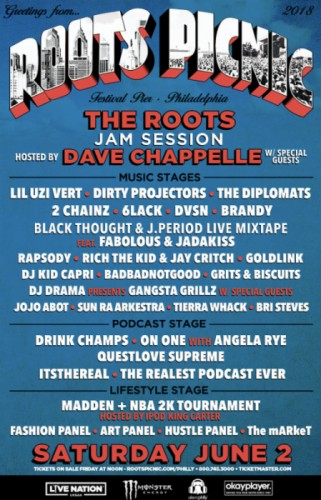 unnamed-1-321x500 The Roots & Live Nation Present The Roots Picnic '18!