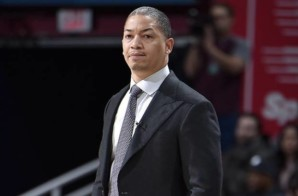 Cleveland Cavaliers Head Coach Ty Lue Is Stepping Away From The Team For a Short Time For Health Reasons