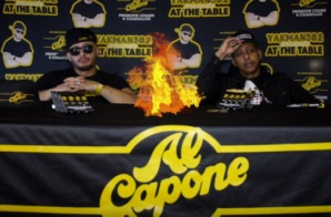 "Yakman302 ""At The Table"" – Gillie Da Kid ""Fire or Trash"" Episode 1 Presented by HipHopSince1987"